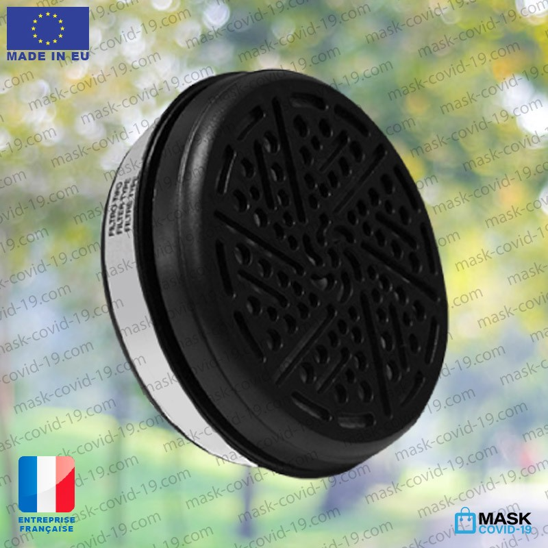 Covid-19 P3 filter (FFP3) made in Europe